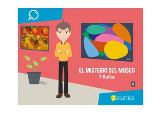 El misterio del museo - 7-8 años